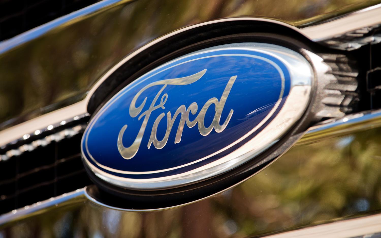 Значок «Форд»
