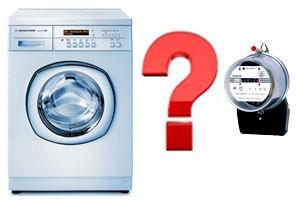 Какая мощность у стиральной машины, что расходует энергию