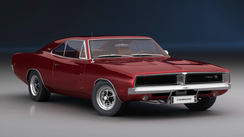 Dodge Charger 1969 – характеристики коллекционного «олдскула»