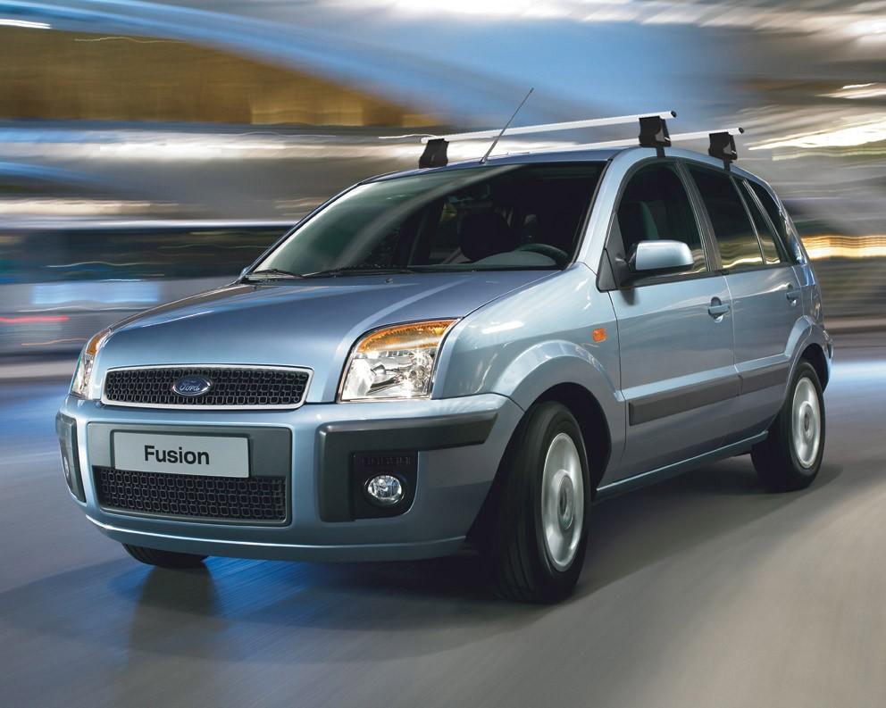 Что вам известно о Ford Fusion?