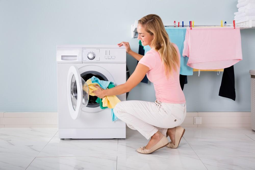 Эксплуатация стиральной машинки.