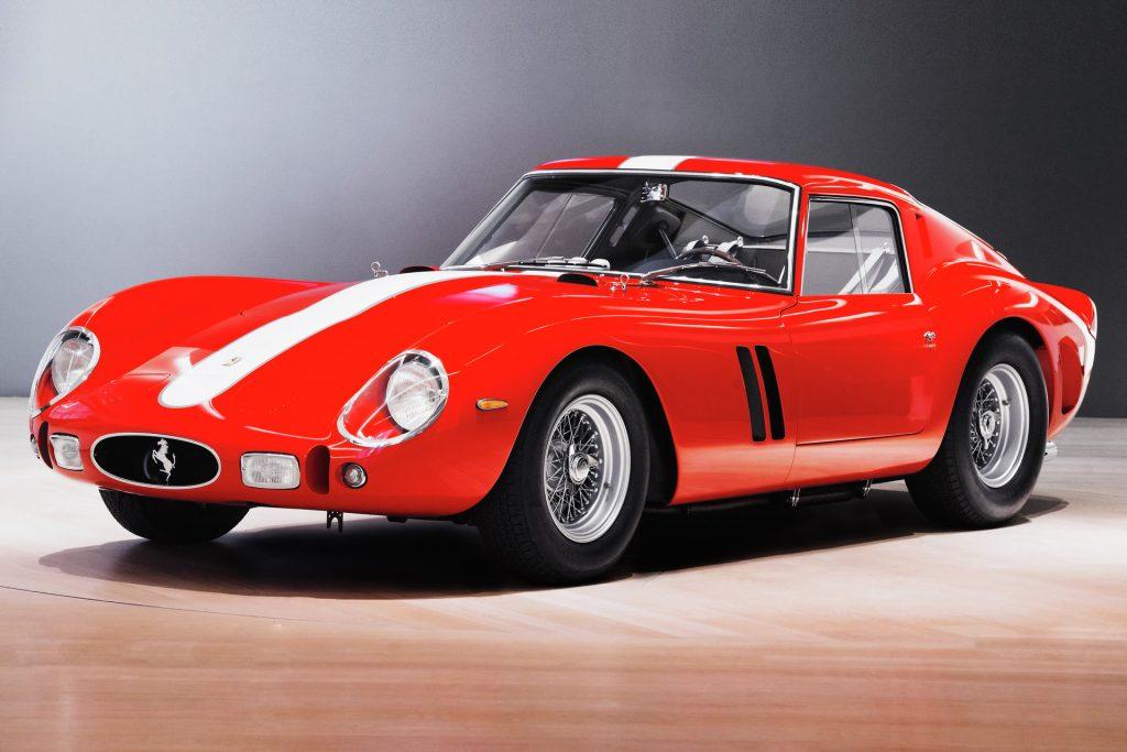 Ferrari 250 GTO.
