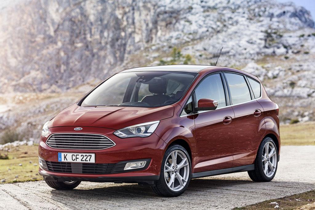Весь модельный ряд «Ford»