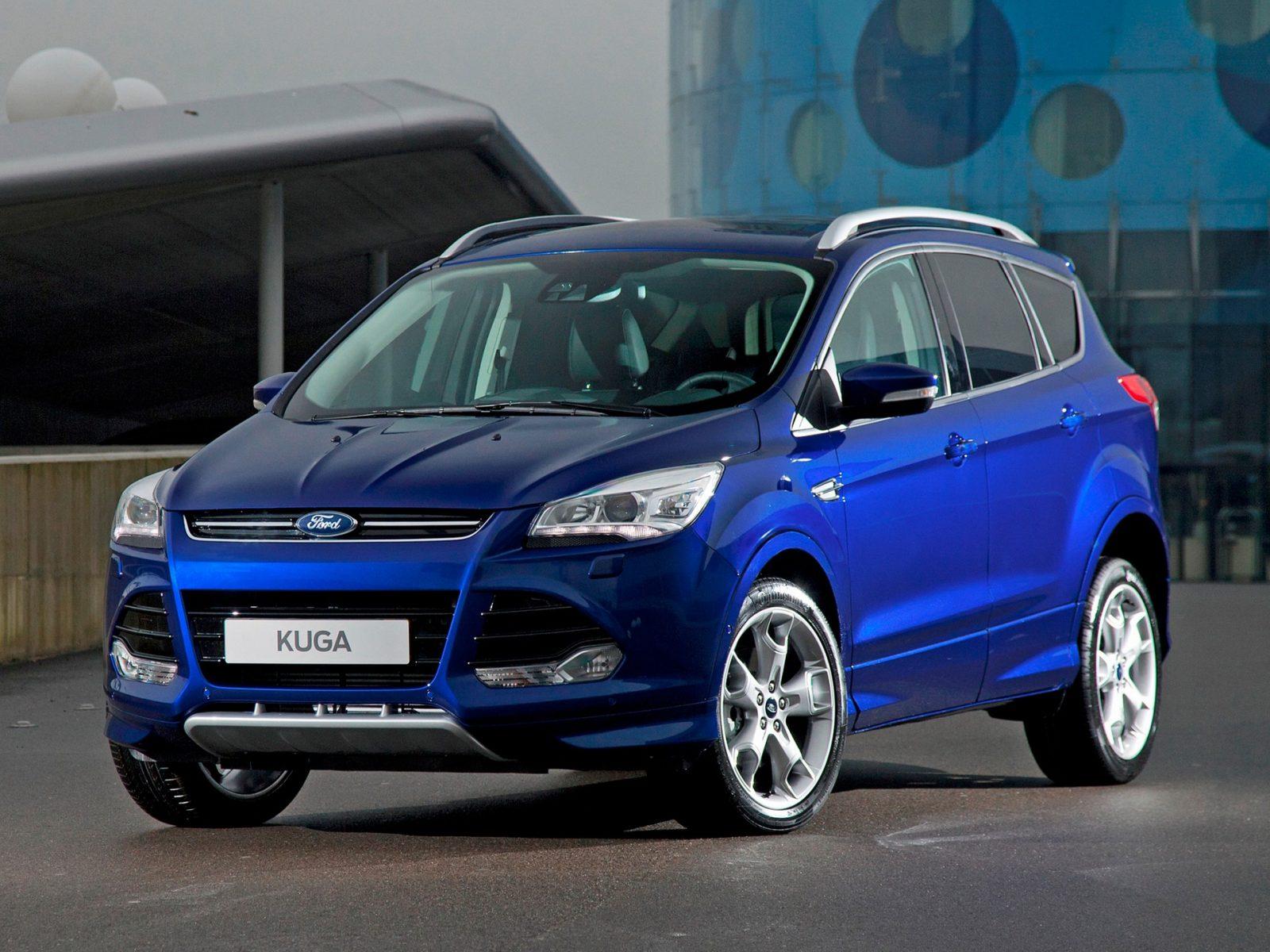 Характеристики Ford Kuga