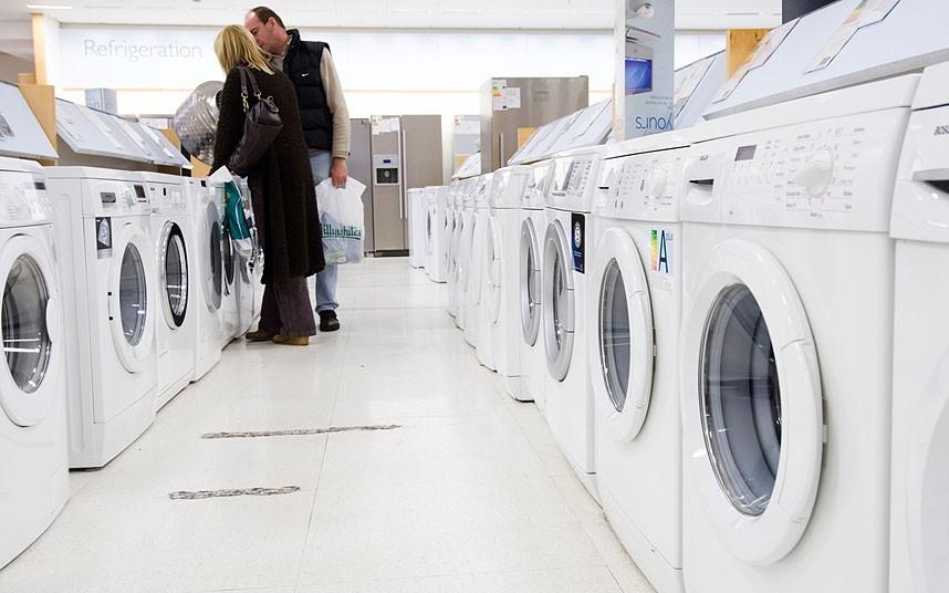 Выбор стиральной машинки.