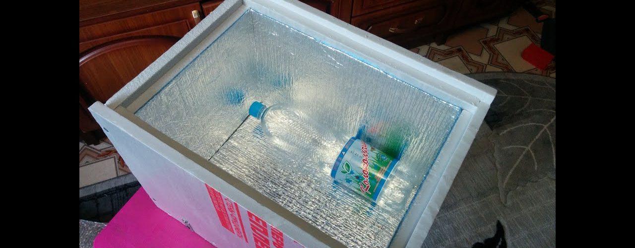 Прохладный DIY: автомобильный холодильник своими руками