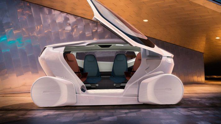 Машины будущего – по версии японцев. Или какими видят японцы машины будущего