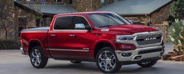 Характеристики грузового «барашка» Dodge Ram