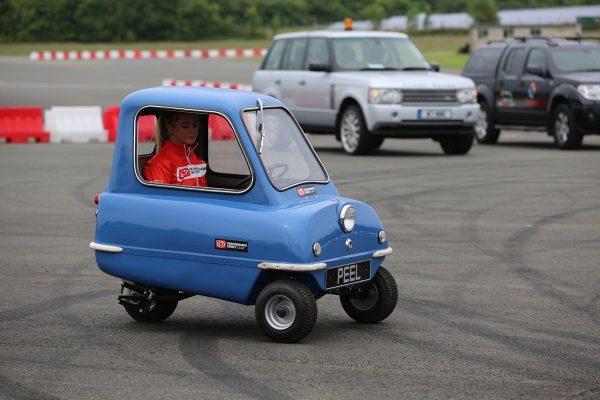 Мини-машинки: 14 самых маленьких машин в мире