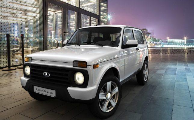 Альтернатива автомобилю LADA 4x4