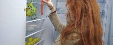 Забытые продукты — причина неприятного запаха.