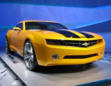 Характеристики Chevrolet Camaro – есть ли у трансформера мускулы?
