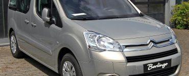 Характеристики Citroen Berlingo – панельный «Партнёр» Peugeot