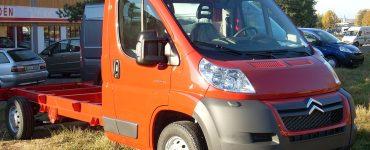 Крадущийся Fiat, затаившийся Peugeot: характеристики Citroen Jumper