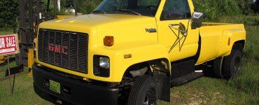 Модельный ряд GMC — пятьдесят оттенков грузовиков