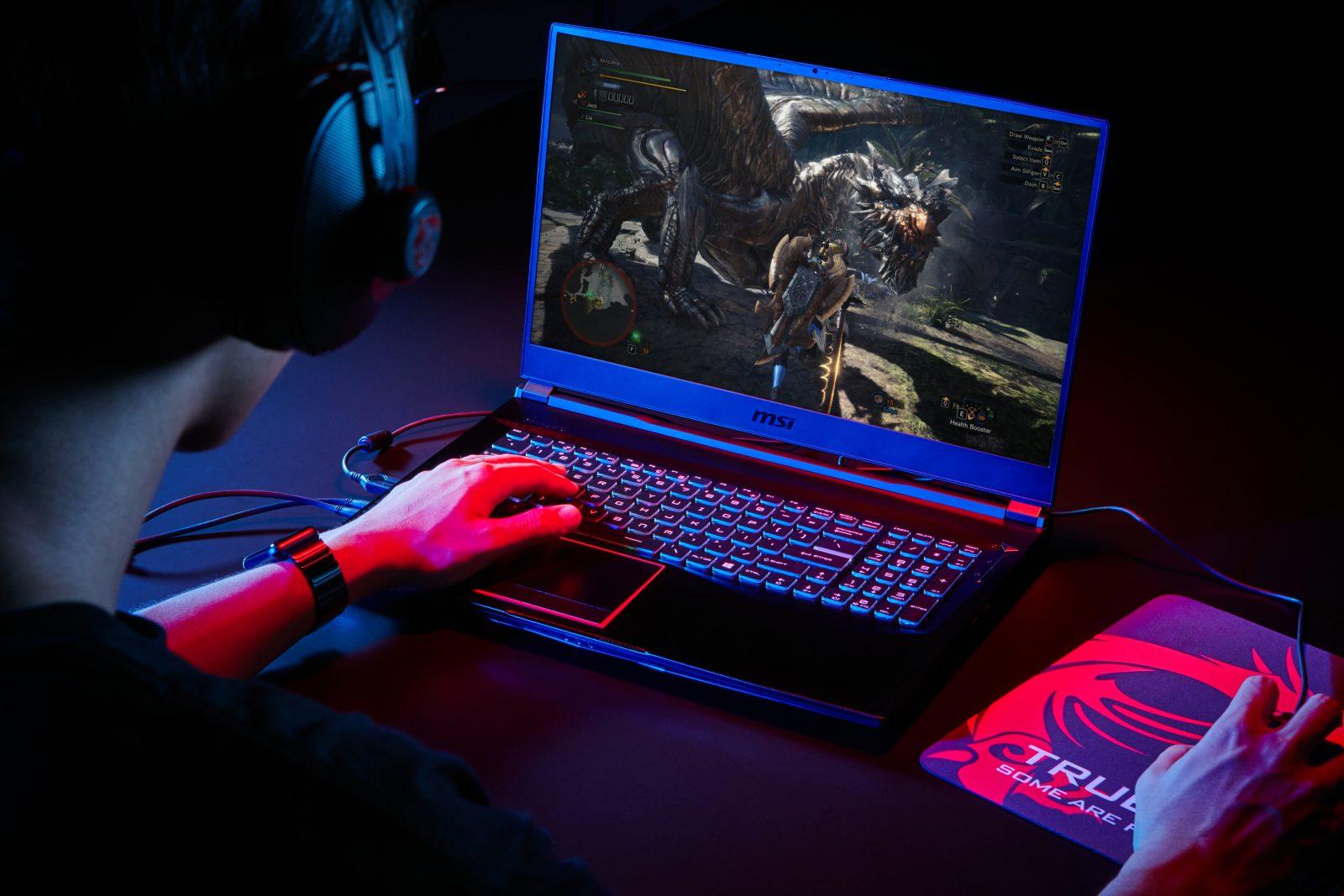 Чем отличается игровой ноутбук от обычного