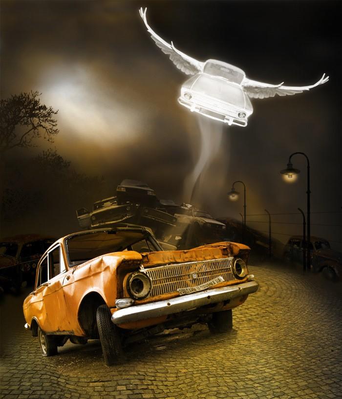 душа машины