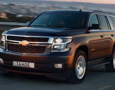 Характеристики Chevrolet Tahoe – «озёрный» король внедорожников США