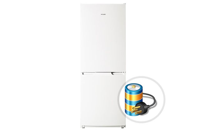 Что такое мощность холодильника.