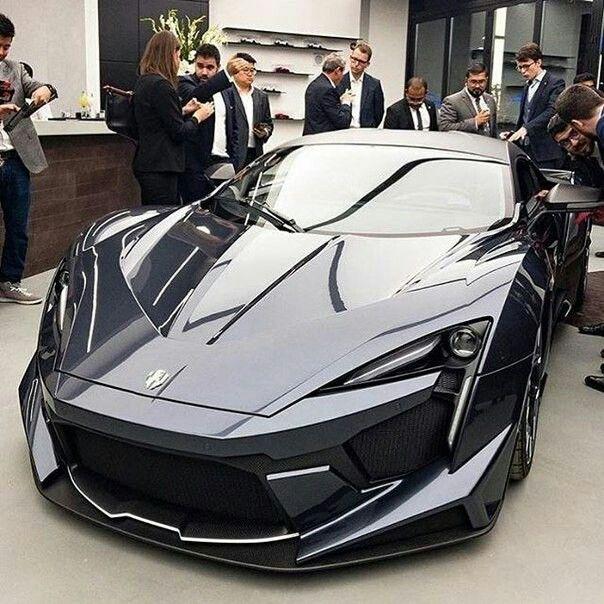 мощное авто