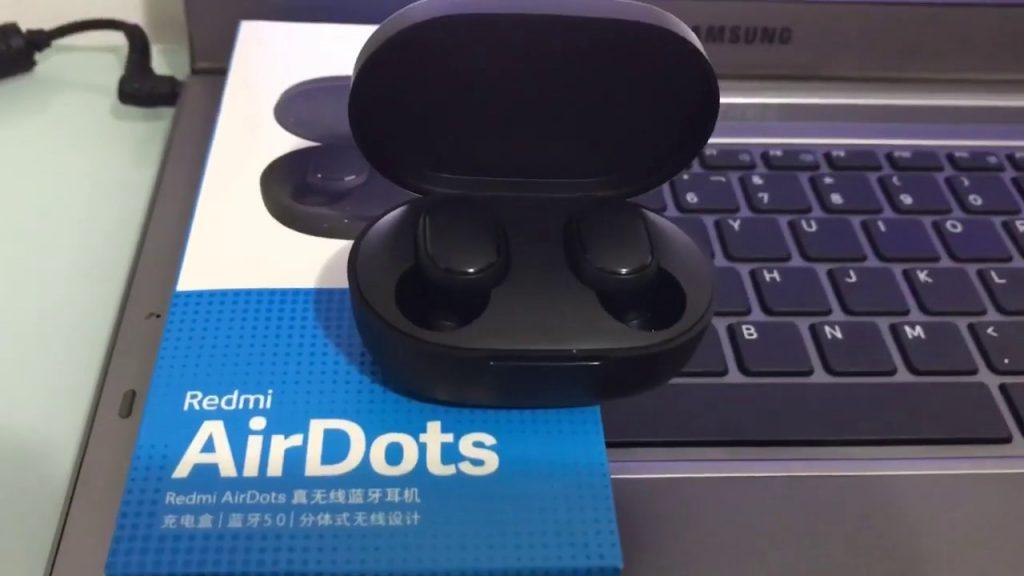 Наушники Redmi AirDots.