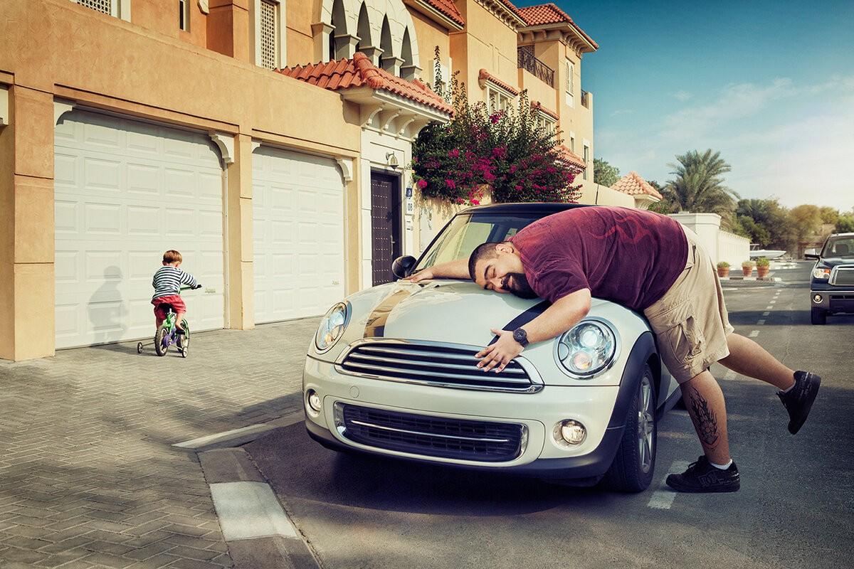 Почему мужчины дают имена и ласковые прозвища своим машинам?