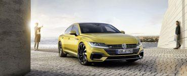 Volkswagen Arteon: «премиум-искусство» становится универсалом