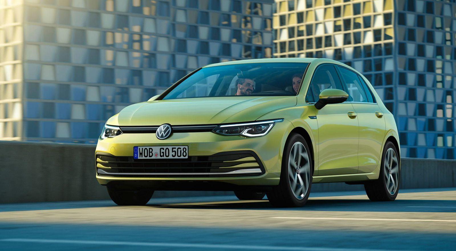 Заглянуть в каждую лунку: всё о новом Volkswagen Golf