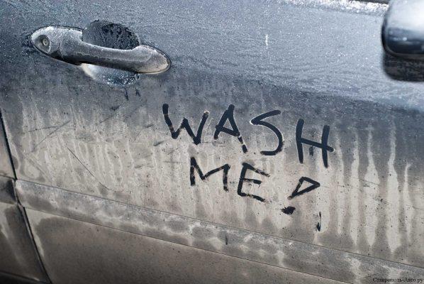 Штрафуют ли за грязную машину в России и других странах?