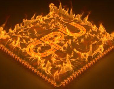 ЦПУ в огне
