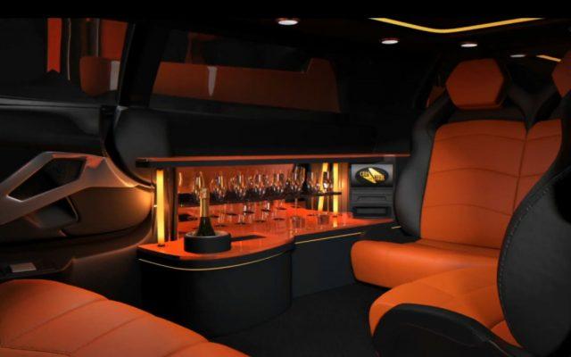 Лимузин Lamborghini limo