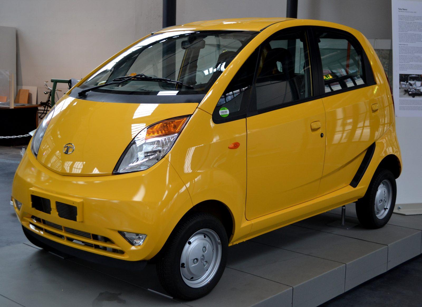 Коробки на колёсах или самые дешёвые авто в мире