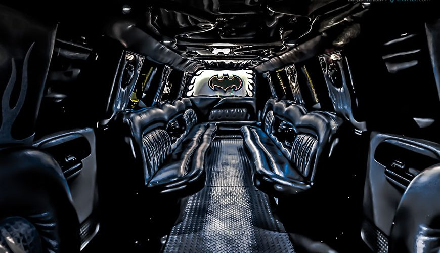 Лимузин для Бэтмена