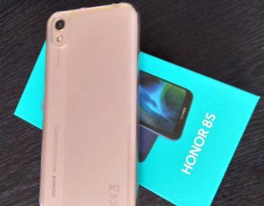 «Честь» по дешёвке или обзор смартфона Honor 8S