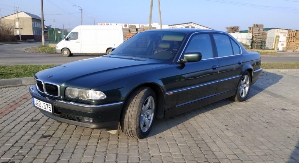 BMW M57a