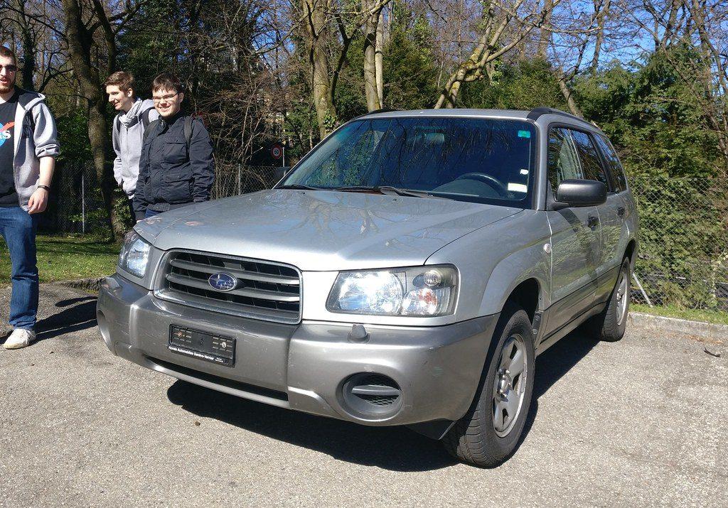 Subaru Forester1