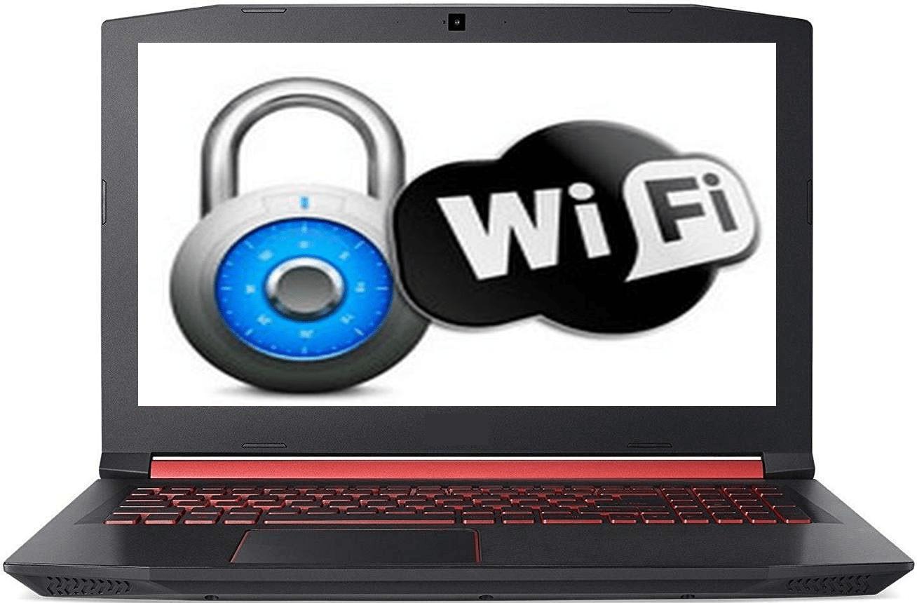 Как узнать пароль о сети Wi-Fi на ноутбуке