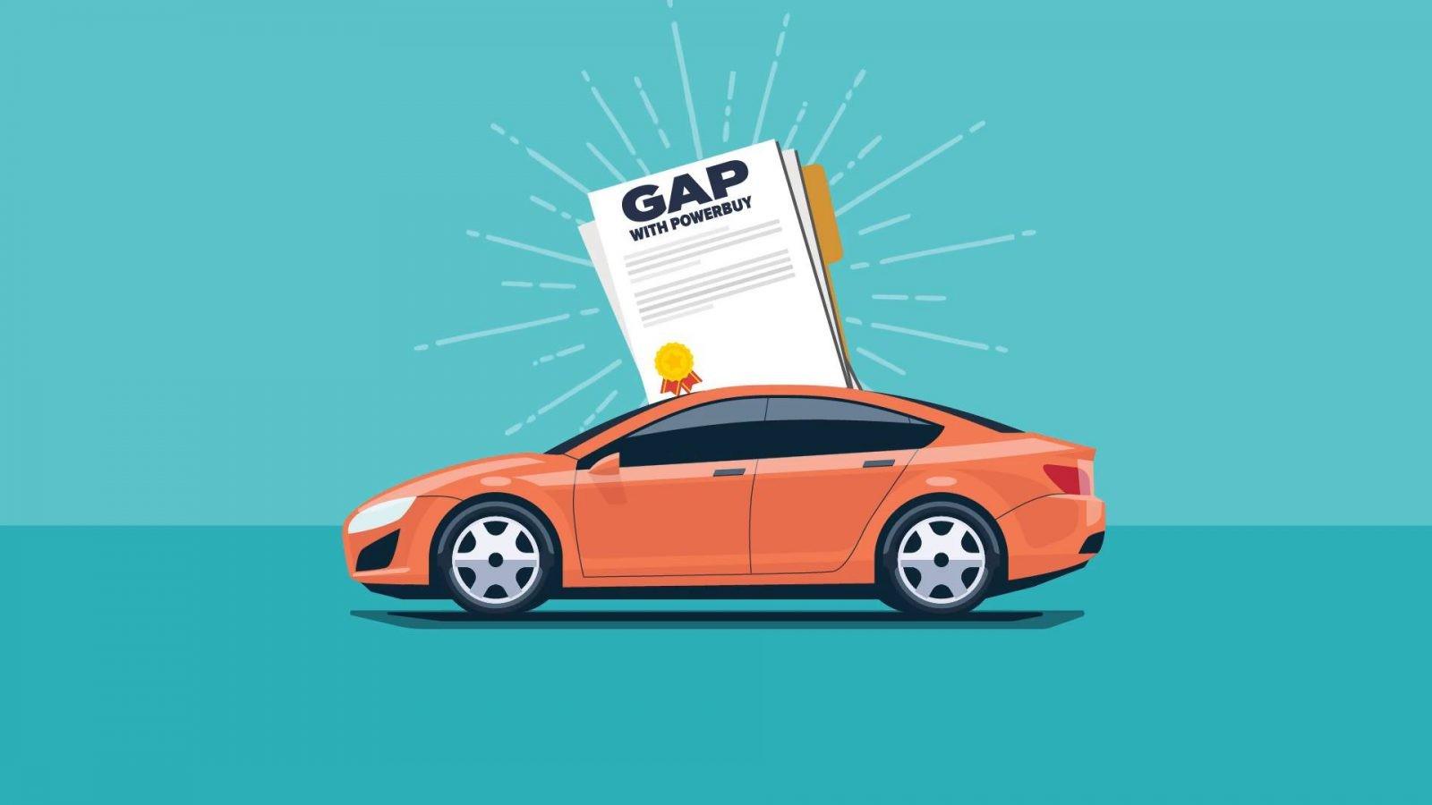 Что такое GAP в страховании КАСКО