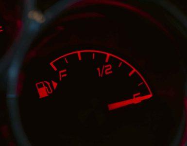 Датчик бензина