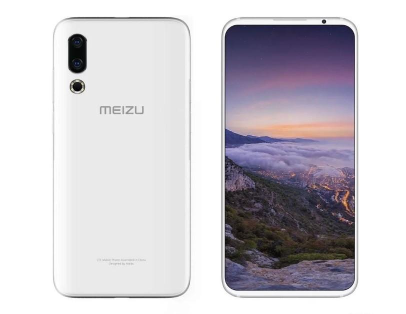 Meizu 16s – почти как зеркалка, но без рамок и с NFC