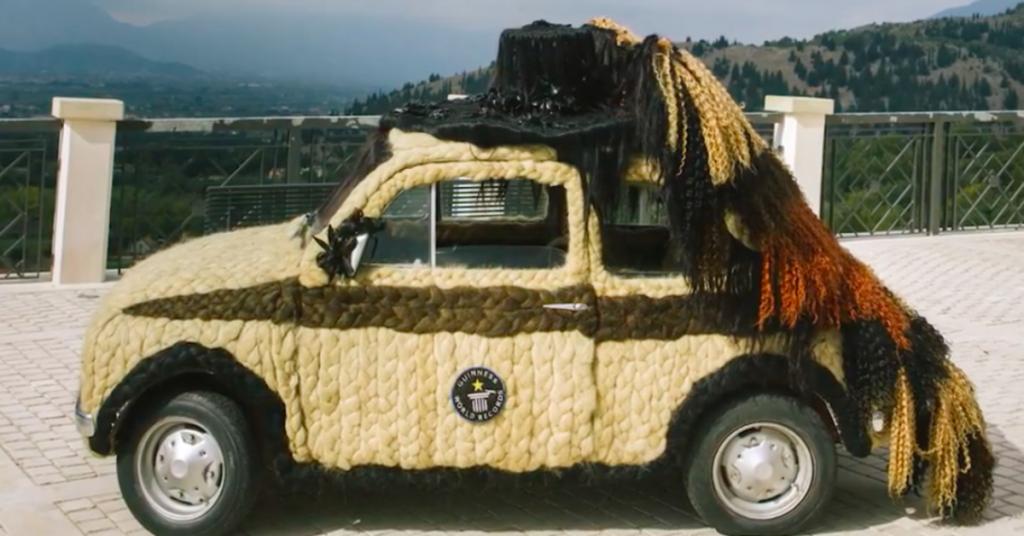 Самый смешной автомобиль