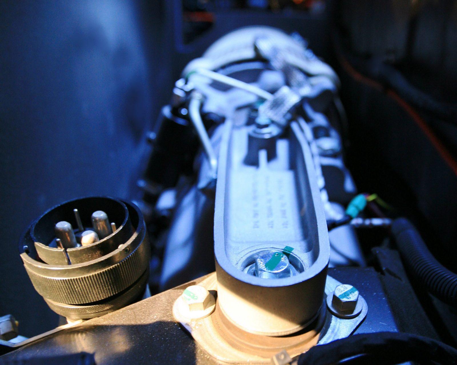 Мотор Тесла