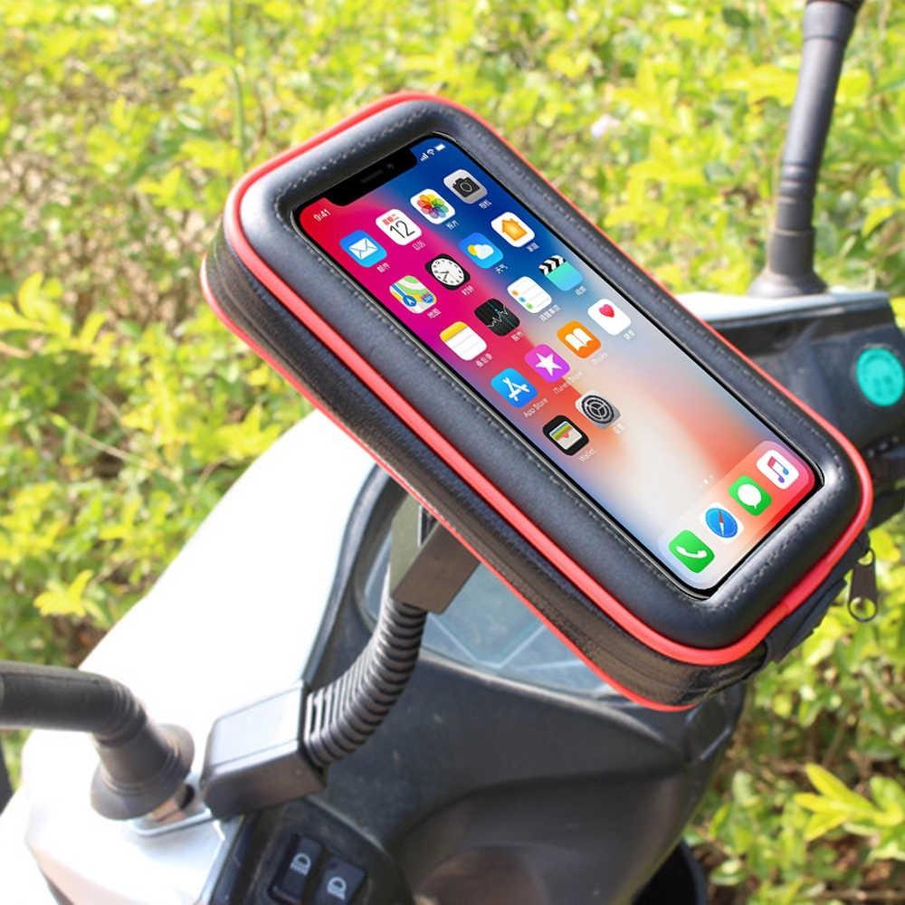 электромотоцикл обновить смартфон