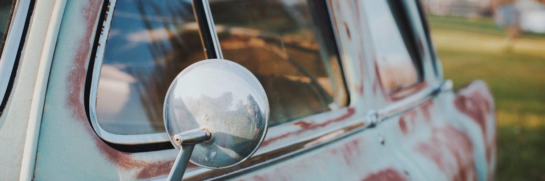 Ржавчина на авто