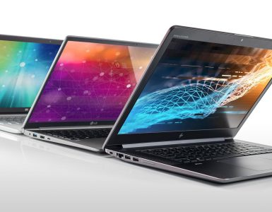 Виды ноутбуков