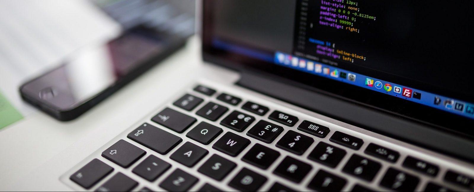Клавиатура, ноутбук