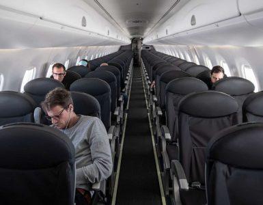 Самолет в карантин