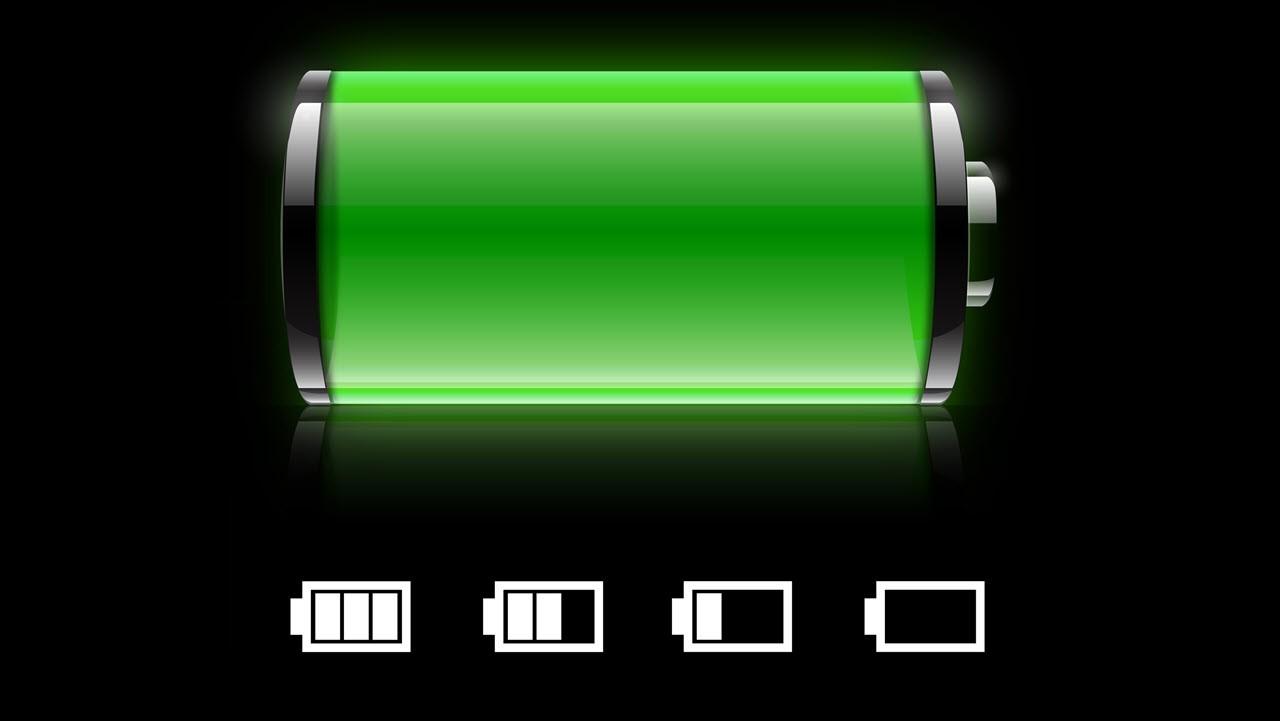 Калибровка батареи ноутбука