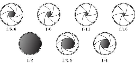 Диафрагма камеры