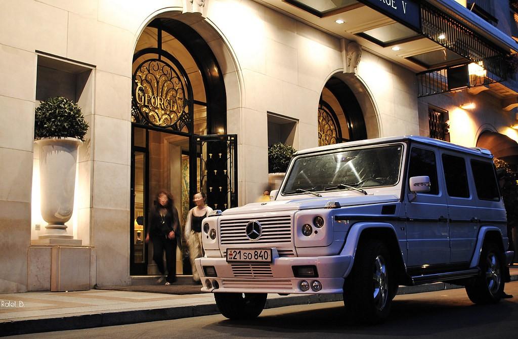 Brabus Mercedes-Benz G500